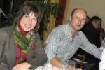 LKW-Fahrer Rudi Hahn mit seiner Frau