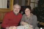Ludmilla und Josef FRIEDRICH bei der Weihnachtsfeier 2013