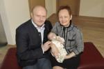 Großeltern mit Alexander