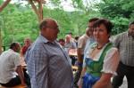 Franz Hager im Gespräch mit Roswitha