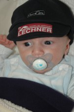 Alexander mit Lechner-Logo