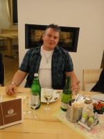 Helmut Zollner feiert seinen 40. Geburtstag