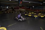 Nicolas Schmied beim Kart-Fahren