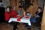 gute Unterhaltung bei der 50. Feier unseres Mitarbeiters Herbert Göttinger
