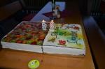 Die wundschöne Geburtstagstorte für Stani