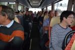 Die Busfahrt nach Wien