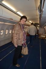 Auch unsere Mitarbeiterin Ludmilla genoß den Betriebsausflug 2016 der Baufirma Lechner