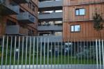Beeindruckende Häuser in der Seestadt Aspern