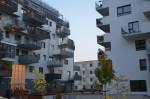 Und noch einmal Häuser in der Seestadt Aspern