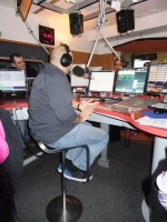 Radiosprecher