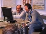 Manfred Zellhofer und Johann Waschl als Moderator