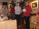 Das Team gratuliert Leopold Eigner zu seinem 50.Geburtstag