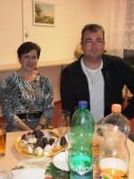 Roswitha und Helmut mit Brille