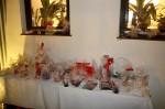 die Tombolapreise für das Gewinnspiel auf unserer Weihnachtsfeier