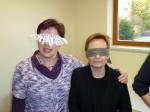 Roswitha und Chefin Christine Lechner beim Team-Kompakt-Seminar